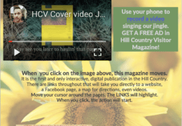 Hill Country Visitor Magazine