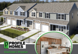Charlotte New Homes Monthly 01.15.2021