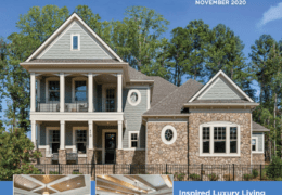 Charlotte New Homes Monthly 11.15.2020