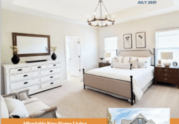 Charlotte New Homes Monthly 07.15.2021