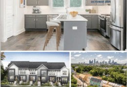 Charlotte New Homes Monthly 10.15.2021